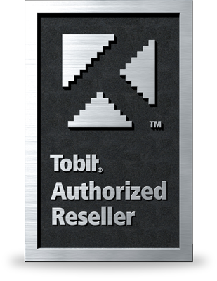 """Tobit Authorized Reseller"" Label"